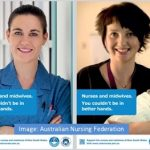 Nursing Better Hands campaign
