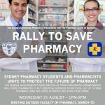 Rally to save pharmacy