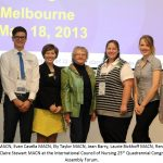 Emerging Nurse Leaders ICN congress
