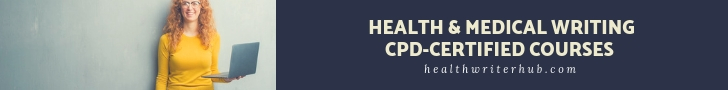 CPD-CERTIFIED HEALTH WRITING COURSE